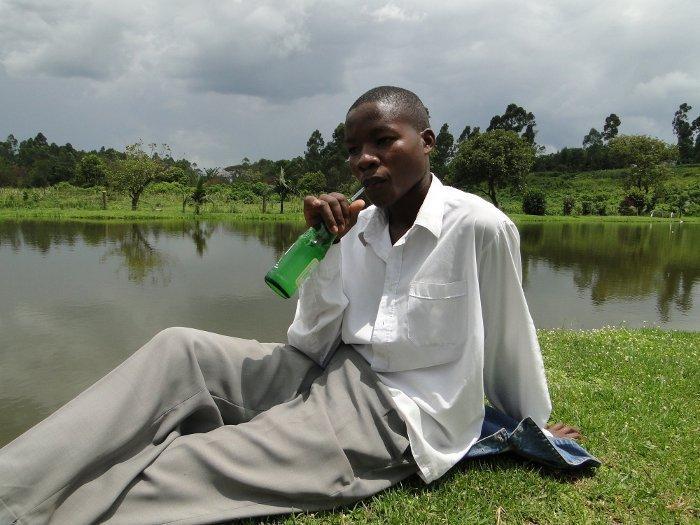 Francis, Uganda