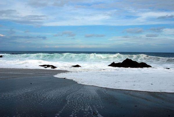 Plaże Montezumy – w sam raz na surfing