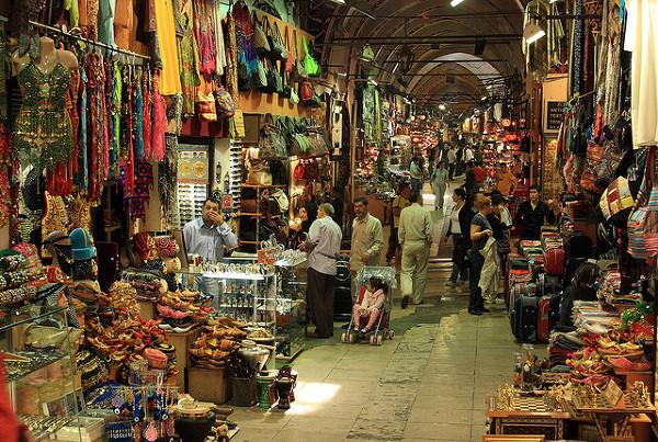 Kryty Bazar w Stambule