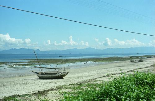 Wielu Timorczyków zajmuje się rybołówstwem.