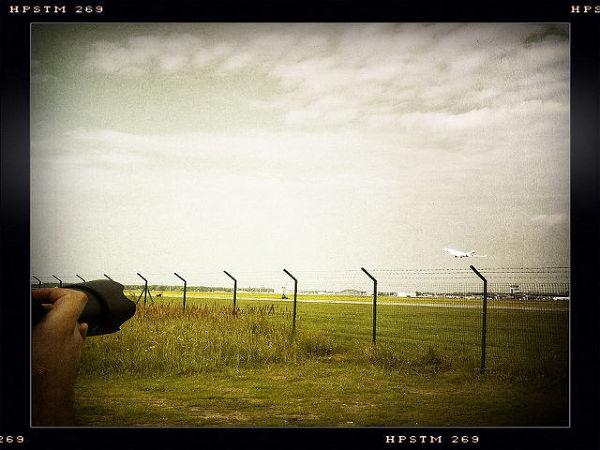 Planespotting, czyli jak upolować samolot za pomocą obiektywu