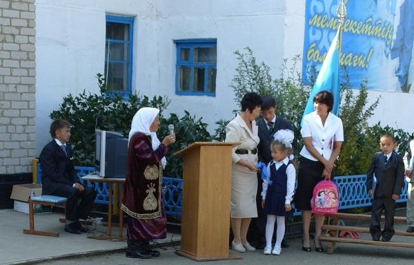 Przemówienie przedstawicielki babć, których wnuczęta idą do pierwszej klasy