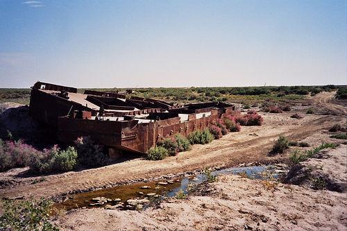 Moynaq w Uzbekistanie
