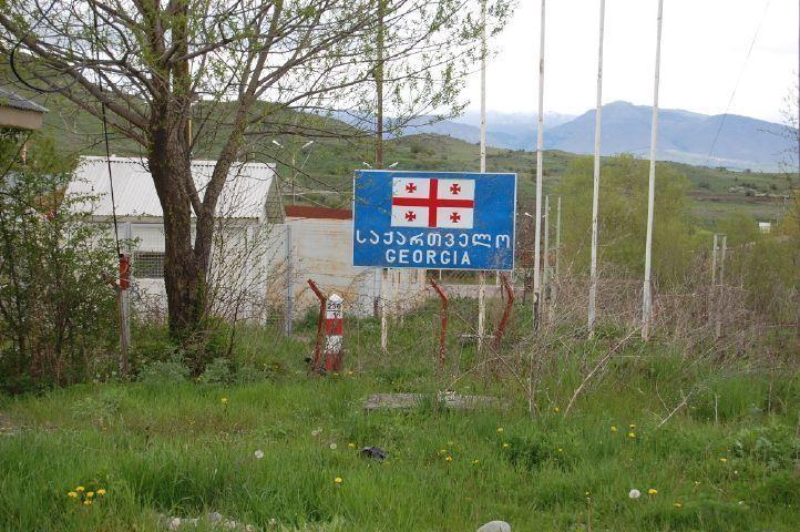 Przejście graniczne Posof/Vale