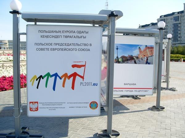 Promocja Polski w Kazachstanie