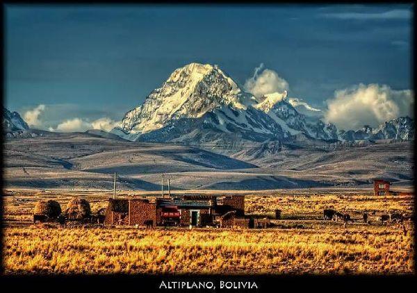 Płaskowyż Altiplano