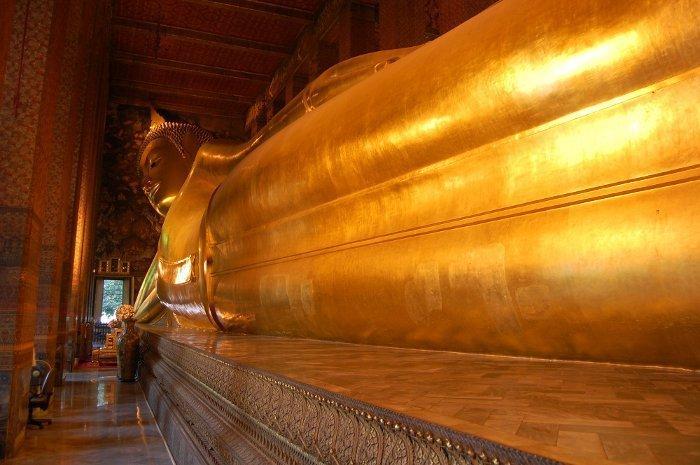Bangkok, świątynia Wat Pho