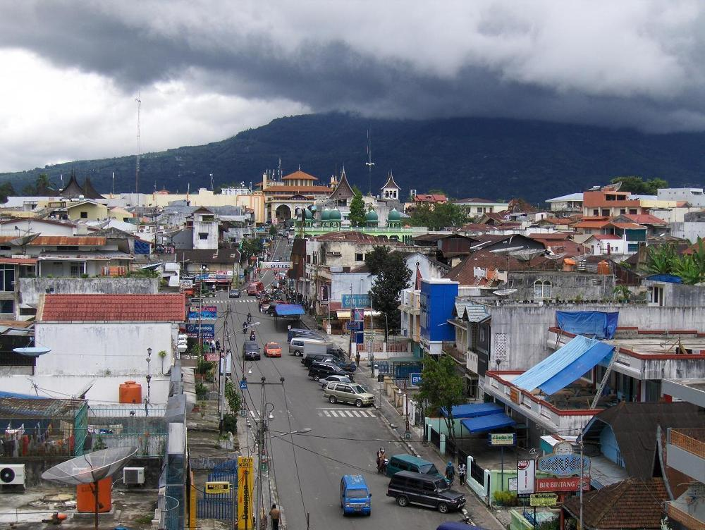 Bandarlampung, Sumatra