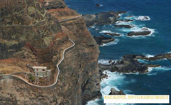 Cabo Verde znajduje się pod wpływem klimatu zwrotnikowego.