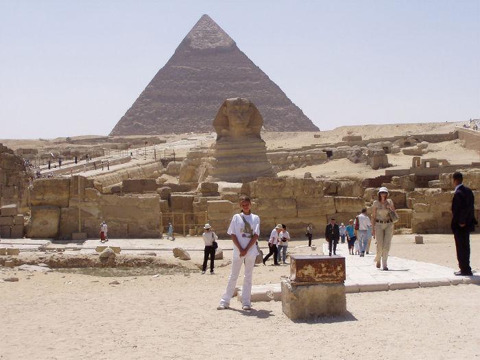 Wielki Sfinks, Egipt