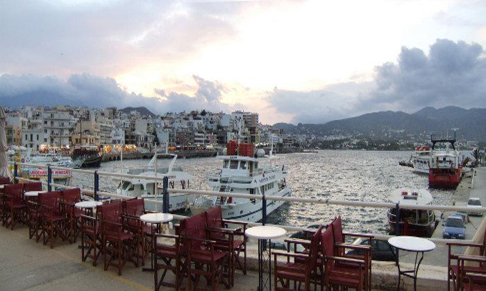 Kreta, wyspa Agios