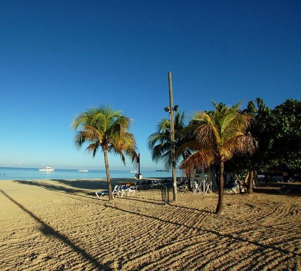Plaża w Kingston