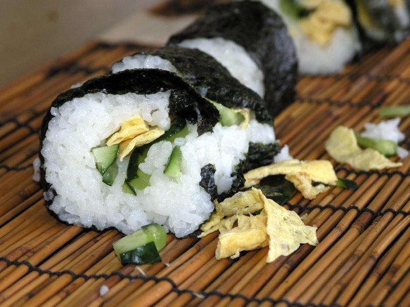 Japoński specjał – sushi