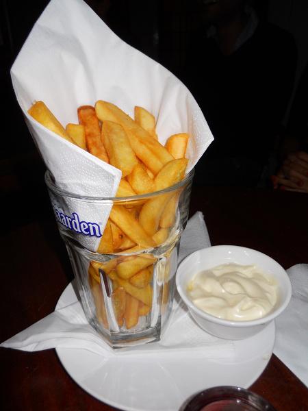 Obowiązkowe belgijskie danie