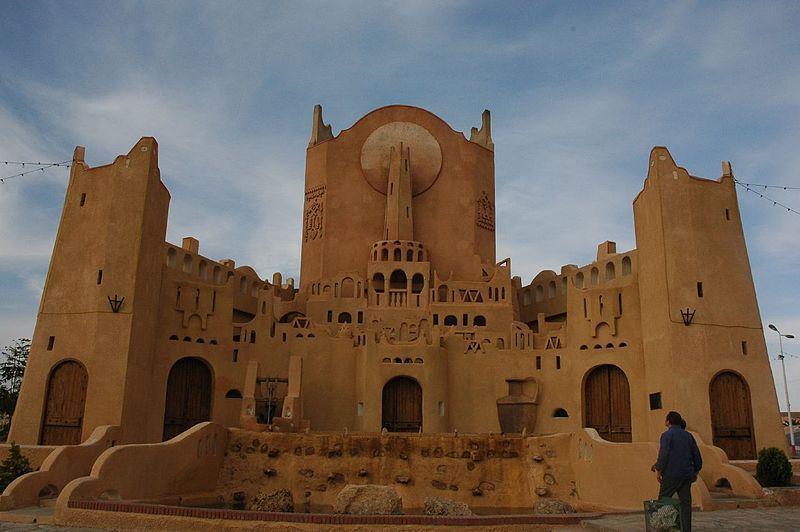 Ghardaja, oazy Mzab, Algieria