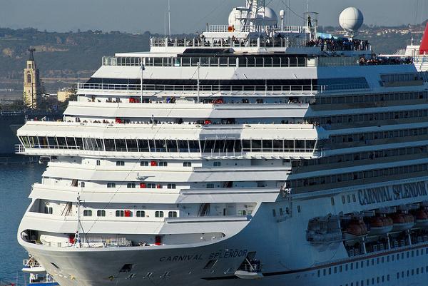 Statek i hotel w jednym