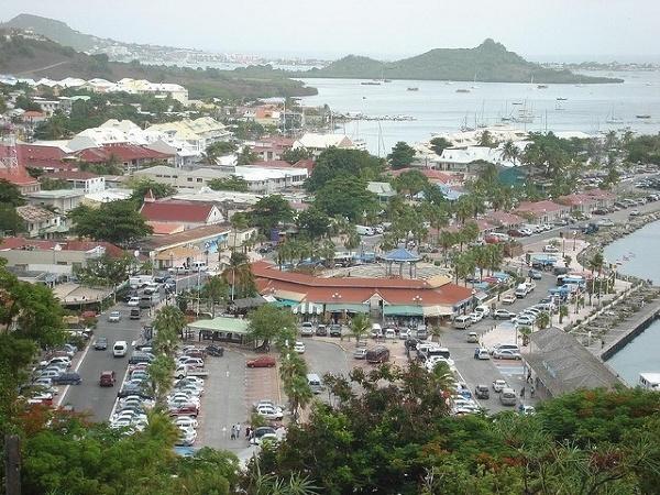 Marigot - stolica terytorium francuskiego