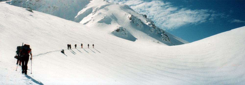 Choroba wysokościowa może wystąpić już na wysokości 2000 m n.p.m.