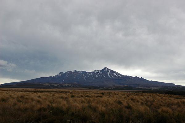 Mroczne wulkany Tongariro