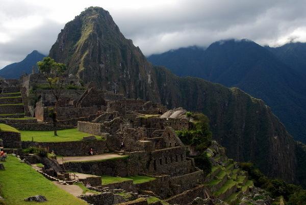 Słynne Machu Picchu