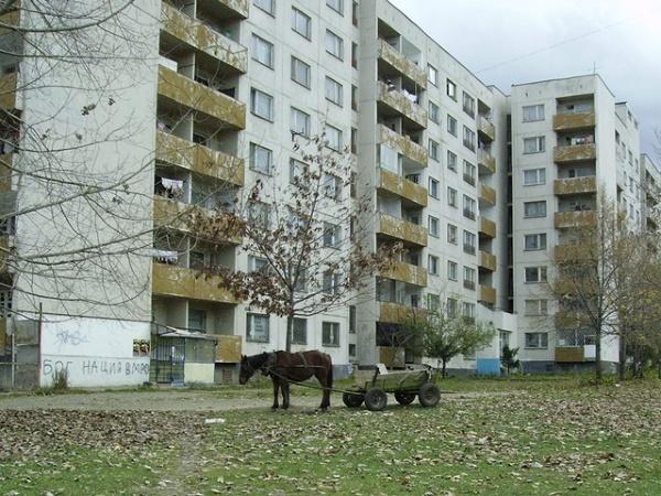 Sofia - studenckie miasteczko