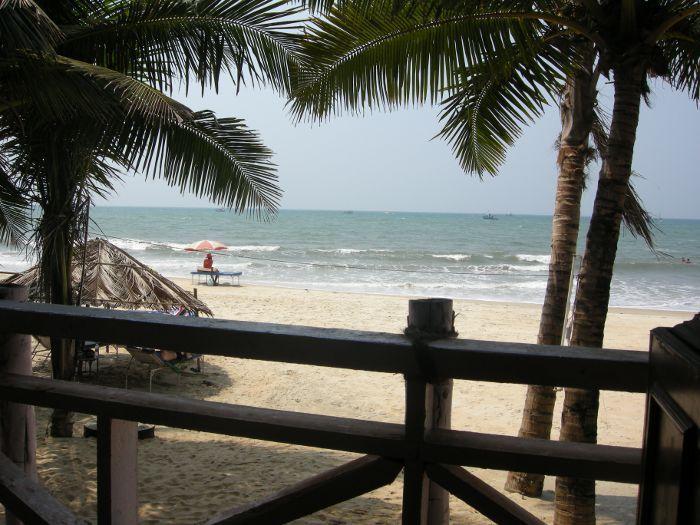 Cudowne plaże indyjskiego wybrzeża – Goa