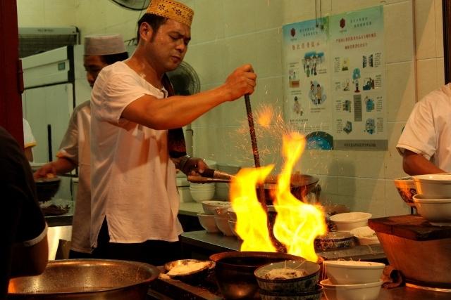 Jak Zostałem Kucharzem w Syczuanie