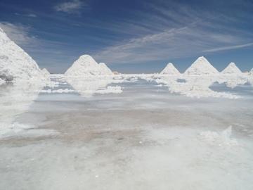 My mamy Wieliczkę, Boliwia ma pustynię...