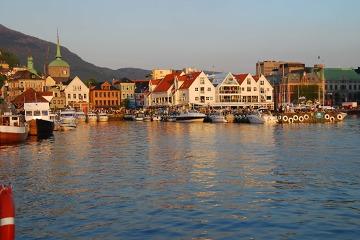 Relacja z wyprawy na Islandię (cz. I, rejs Szczecin – Bergen)