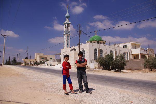 Dzieci w Jordanii