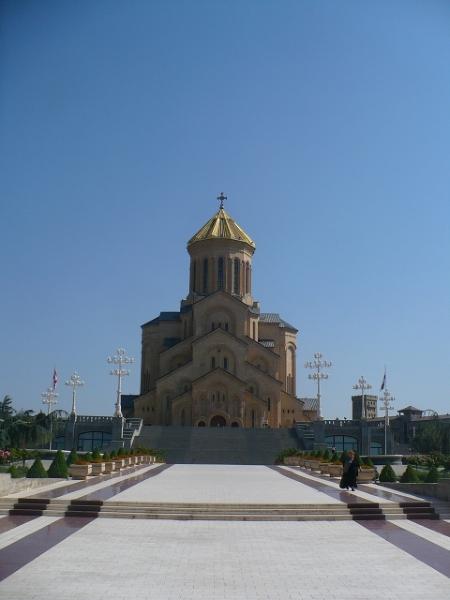 Sobór Świętej Trójcy w Tbilisi