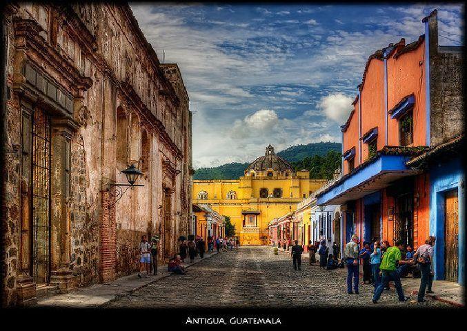 Kraj Wiecznej Wiosny – Gwatemala