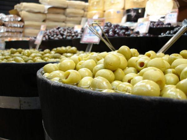 Oliwki, czyli podstawa greckiej kuchni