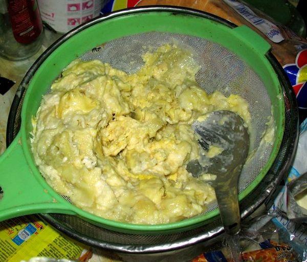 Tempoyak - sfermentowana wersja duriana