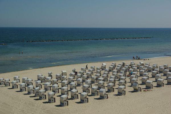 Plaża w Sellin
