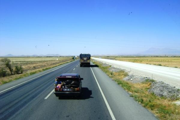 Wschodnia Anatolia niczym Stepy Akermańskie