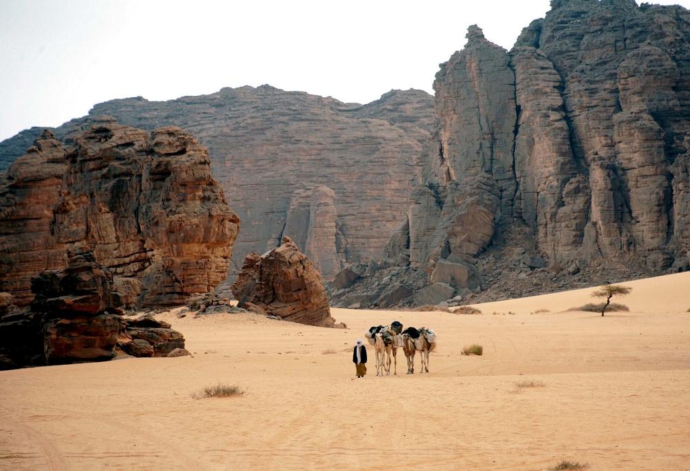 Algierska turystyka życzliwości