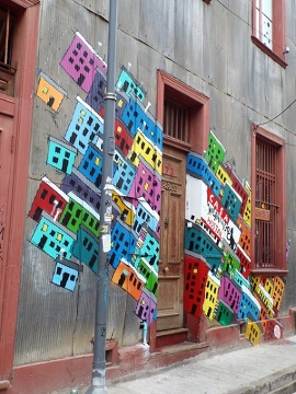 Murale Valparaiso