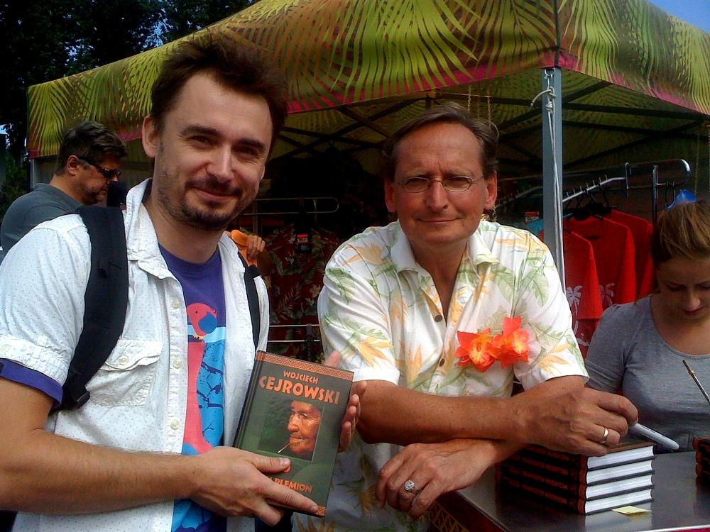 Inspirujące spotkanie z Wojciechem Cejrowskim