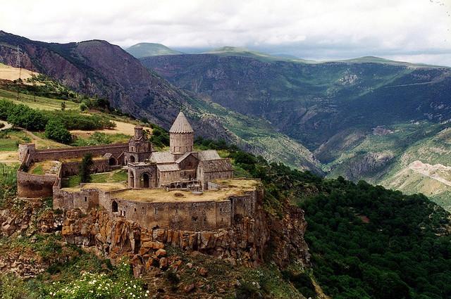 Armenia – kraj stary jak świat