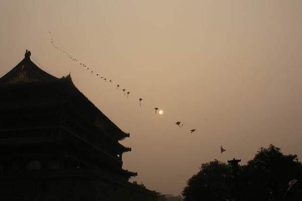 Azja, Chiny, Xi'an