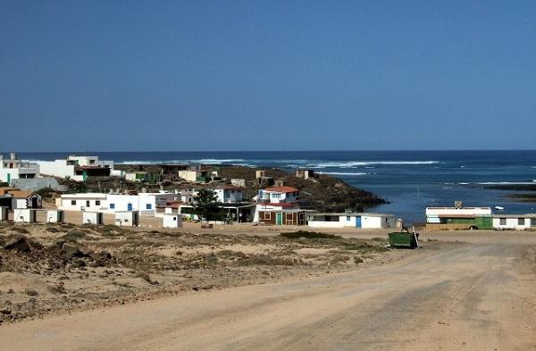 Wioska Majanicho, Fuerteventura