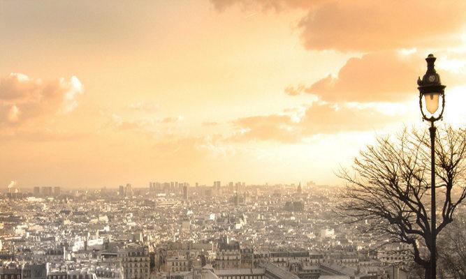 Dwulicowy Paryż