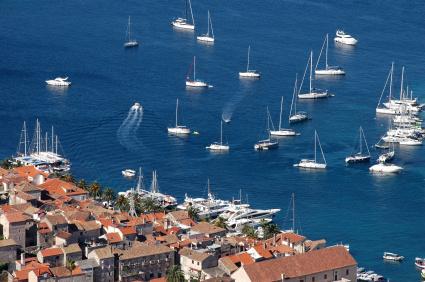 Chorwacja – wyspy: Šolta i Hvar