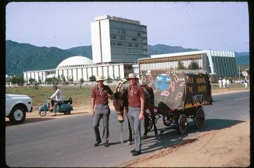 Dave i Pete w Islamabadzie