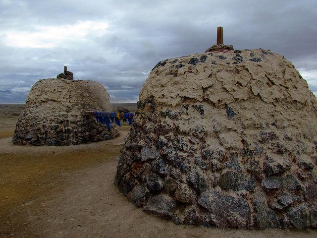 Świat mongolskich wierzeń