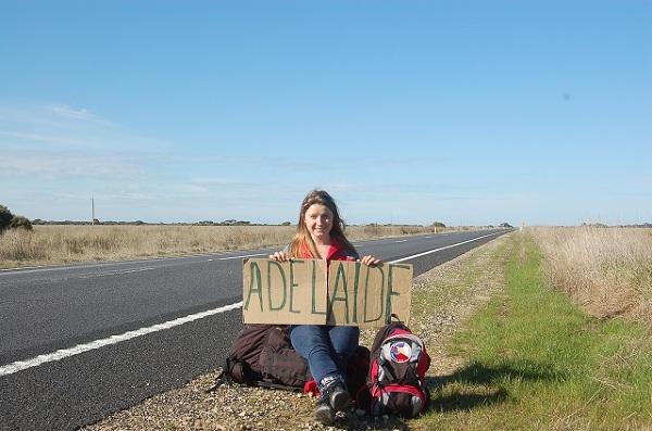 Autostopem przez Australię