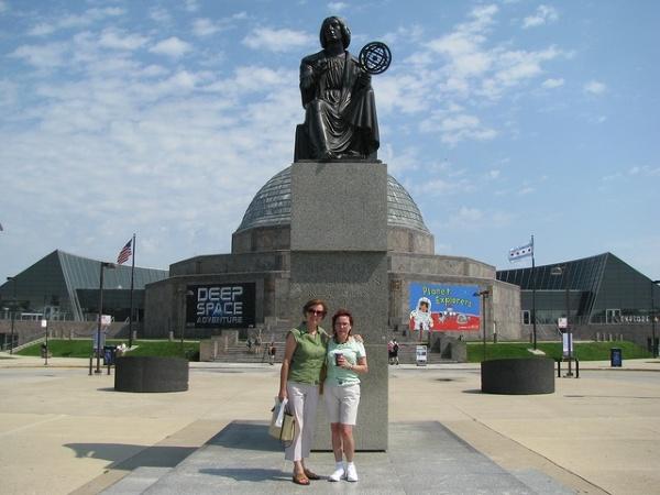 Zwiedzanie Chicago