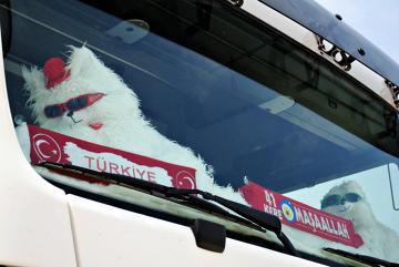 Turecki tir...
