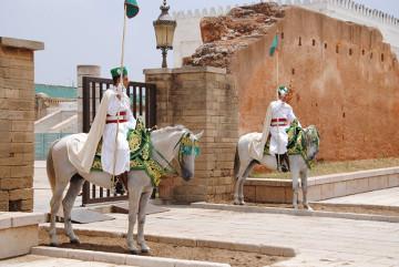 Rabat, marokańska stolica